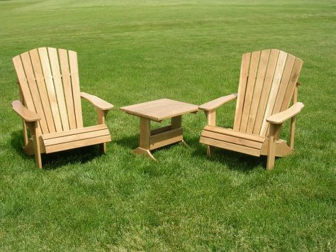 Download Wood Lawn Chair Plans Free Teds Woodworking